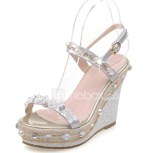 s shoes leatherette wedge heel wedges sandals