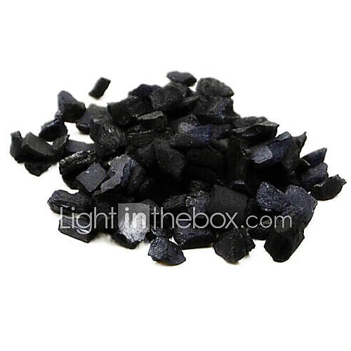Activated charcoal filter media for fish aquarium for Fish tank charcoal