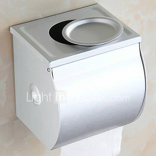 Porte papier toilette anodisation fixation murale 13 23 for Anodisation maison