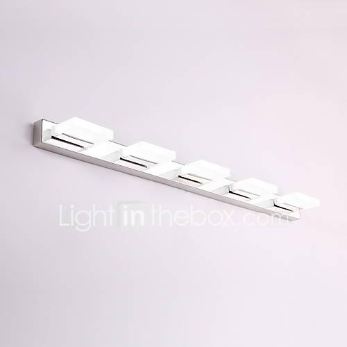 ac-110-130-ac-220-240-25w-geintegreerde-led-hedendaags-galvanisch-verzilveren-kenmerk-for-led-lamp-inbegrepensfeerverlichting