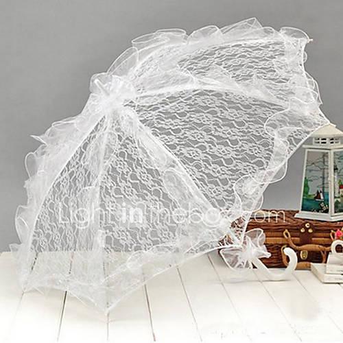 The White Lace Wedding Umbrella 4945475 2016 1299