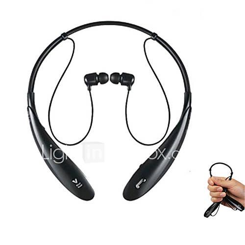 estilo de banda para el cuello hbs800 estéreo inalámbrico de auriculares deporte auricular bluetooth con el micrófono para el iphone y otros Descuento en Lightinthebox