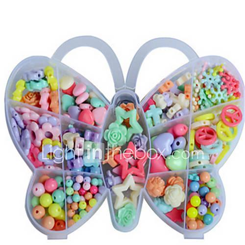 brinquedos-educativos-dos-novos-artesanais-diy-criativas-presentes-das-criancas-as-contas-de-caixa-de-borboleta