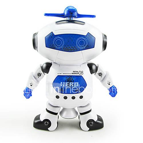 Plástico Branco / Azul Random Toy música Caixa de música