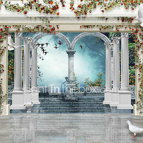 Jammory art deco wallpaper contemporary wall covering for Art deco wallpaper mural