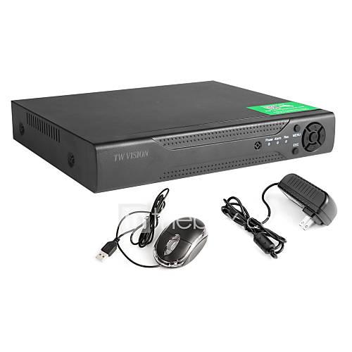 8 ch registrador DVR de vigilancia de vídeo H.246 de seguridad circuito cerrado de televisión Descuento en Lightinthebox