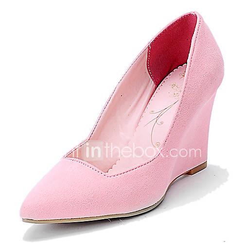 s shoes wedge heel pointed toe heels wedding