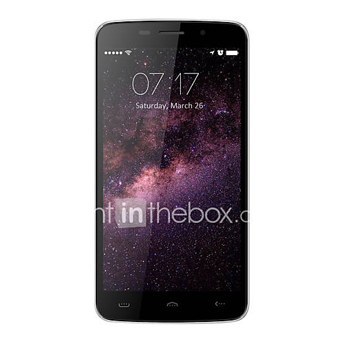 HOMTOM HT17 5.5 '' Android 6.0 Smartphone 4G (Dual SIM Quad Core 13 MP 1GB  8 GB Negro / Oro / Azul Oscuro) Descuento en Lightinthebox