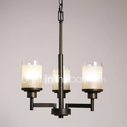 Brown metal ceiling lights with glass shades living room bedroom dining room kitchen bar cafe - How to get your kitchen ceiling lights right ...