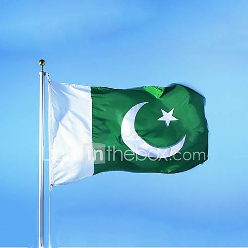 Pakistan Flag Banner Free Shipping Hanging National Flag