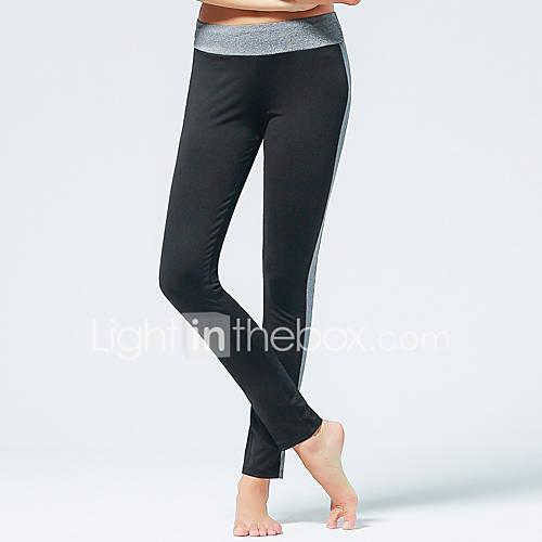 calcas-de-yoga-calcas-respiravel-natural-stretchy-wear-sports-preto-mulheres-esportivo-ioga-pilates-exercicio-e-fitness-esportes