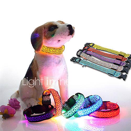 Gatos / Perros Collares Rojo / Blanco / Verde / Azul / Rosado / Amarillo / Naranja Ropa para Perro Invierno / Verano / Primavera/Otoño Descuento en Lightinthebox