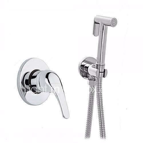 handheld pets faucet portable bidet shower set with. Black Bedroom Furniture Sets. Home Design Ideas