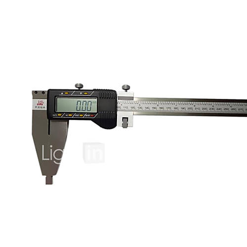 Digital Measuring Instrument : Mm resolution electronic digital calipers
