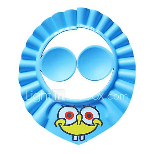 Orecchio protezione shampoo cartone animato bagno con