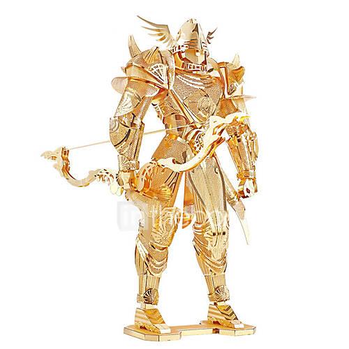 quebra-cabecas-quebra-cabecas-3d-quebra-cabecas-de-metal-blocos-de-construcao-diy-brinquedos-guerreiro-metal-douradamodelo-e-blocos