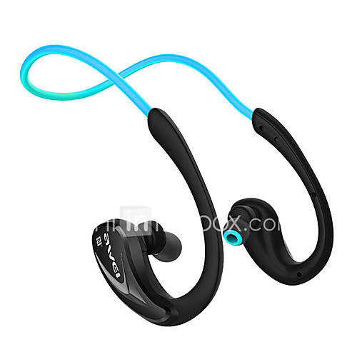 awei a880bl sports bluetooth 4 0 headphones noise isolation with microphone and volume control. Black Bedroom Furniture Sets. Home Design Ideas