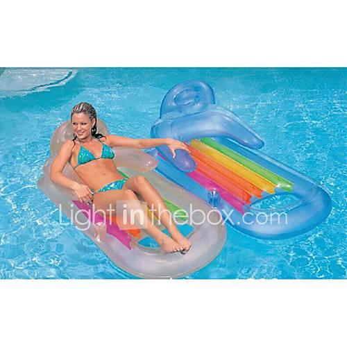 Intex Sit 39 N Float Classic Inflatable Raft Swimming Pool Lounge160 85 5046342 2016