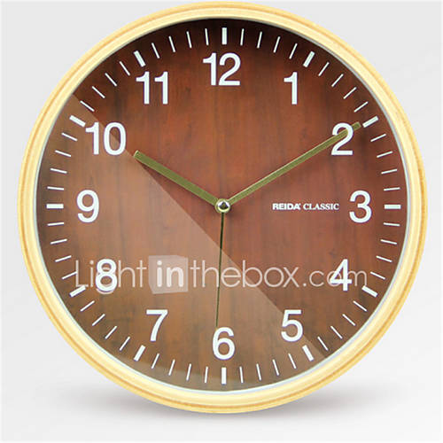 Creative Fashion 8 Inch Bedroom Modern Living Room Wall Clock Mute 5034802 20