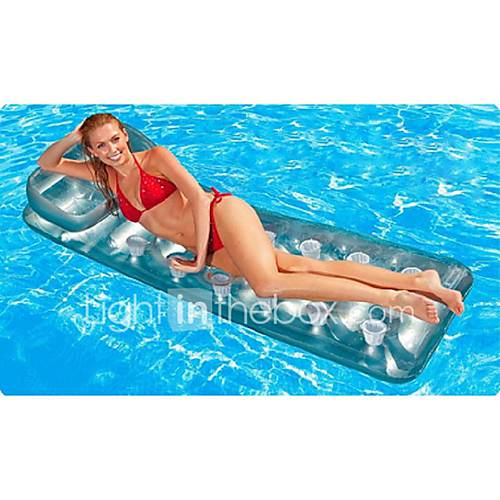 Intex Sit 39 N Float Classic Inflatable Raft Swimming Pool Lounge188 71 5046348 2016