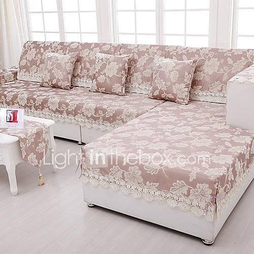 European Classical Jacquard Sofa Cover High Grade Chenille