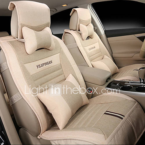 Luxury 3D Car Seat Cover Universal Fits Seat Protector