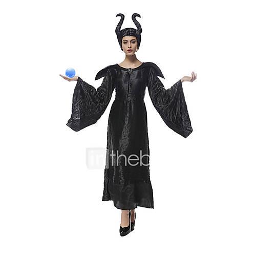 fantasias-de-cosplay-rainha-conto-de-fadas-cosplay-de-filmes-preto-cor-unica-vestido-chapeu-dia-das-bruxas-natal-ano-novo-feminino