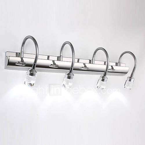 Iluminacion Baño Moderno:12w llevó la iluminación del cuarto de baño, metal moderno