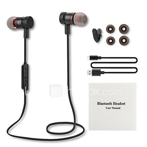 Producto neutro M9 Auriculares (Earbuds)ForReproductor Media/Tablet Teléfono Móvil ComputadorWithCon Micrófono Control de volumen Descuento en Lightinthebox
