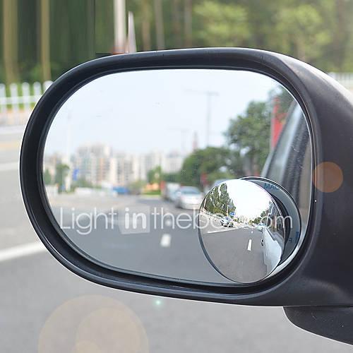 360 degr s petit miroir rond apr s le grand v hicule for Objectif miroir