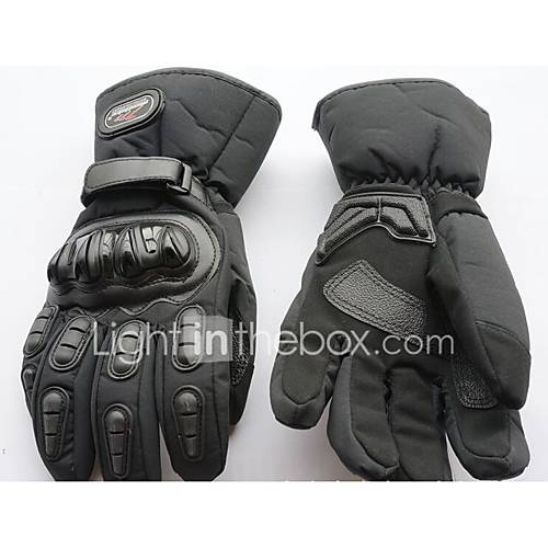 The New MADBIKE Motorcycle Waterproof Gloves Warm In Winter And Cold Outdoor Cycling Racing Gloves