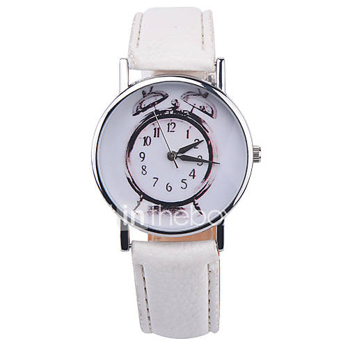 Alarm Clock Watch Unisex Watches Men's Watch Women's Wrist ...