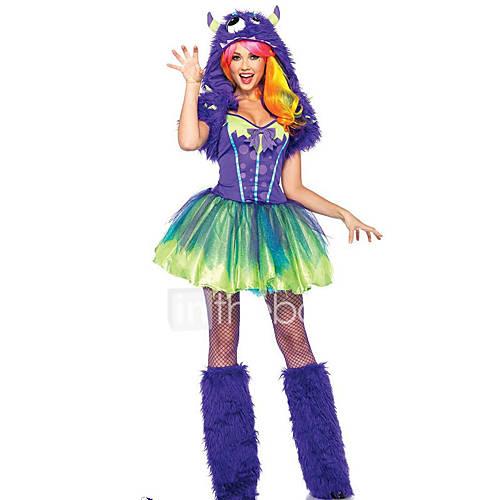 fantasias-de-cosplay-monstros-cosplay-de-filmes-verde-patchwork-vestido-aquecedores-de-pernas-chapeu-dia-das-bruxas-natal-ano-novo