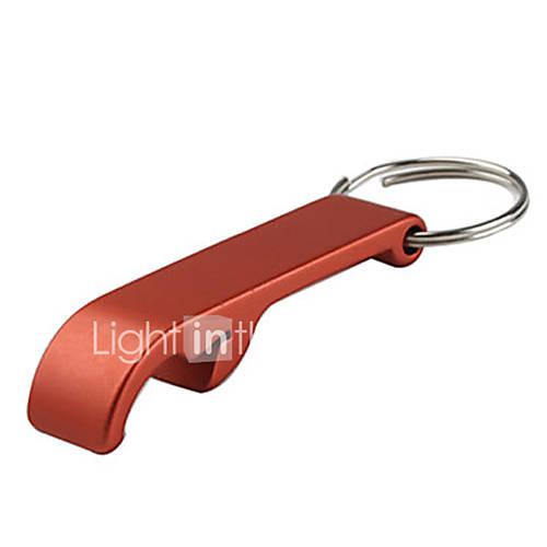 standard aluminum beverage bottle opener metal keychain ring claw random color 5114323 2016. Black Bedroom Furniture Sets. Home Design Ideas