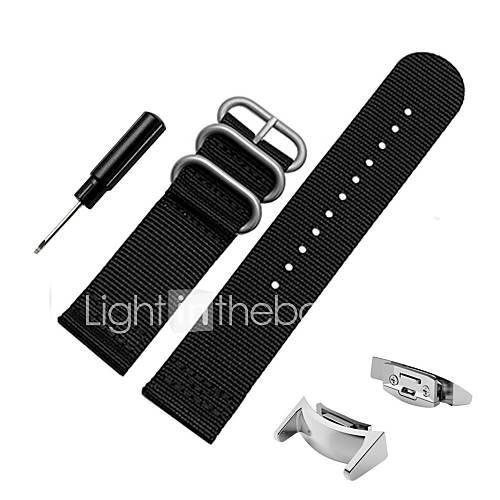 preta-branco-azul-marrom-laranja-nailon-adaptersdont-tool-pulseira-esportiva-para-samsung-assistir-20-milimetros