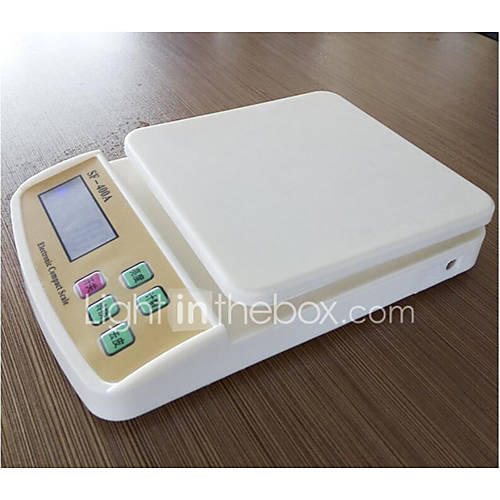 Sf400a backlit kitchen electronic scale mini baking scale for Kitchen scale for baking