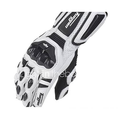 FURYGAN AFS10 MOTORCYCLE GLOVES Men'S Long Motorcycle Racing Leather Gloves