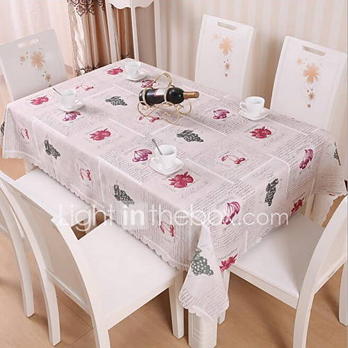 Waterproof And Oil Polyester Tablecloth Table Cloth  : ancncc1471509312293 from www.lightinthebox.com size 500 x 500 jpeg 37kB
