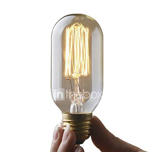 40w E27 Ellipsoid Tungsten Light Bulb 220v 240v 962257 2016