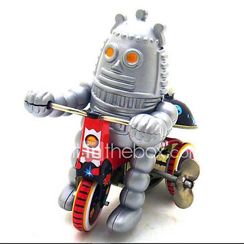 toy-novelty-brinquedos-de-faz-de-conta-puzzle-brinquedo-brinquedos-de-corda-toy-novelty-moto-robo-metal-prateada-para-criancas