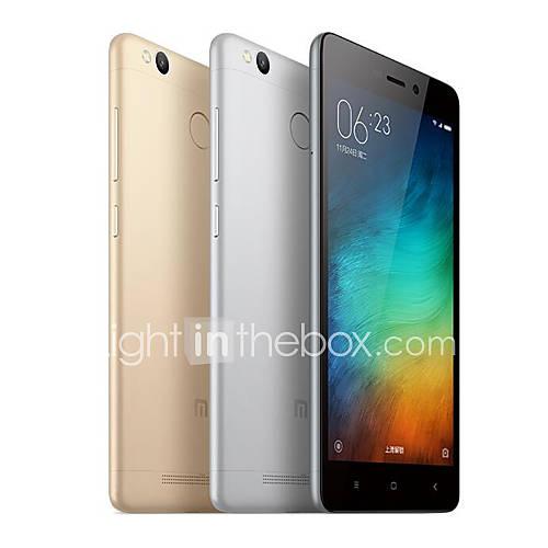 Redmi 3S 5.0 '' MIUI Smartphone 4G (SIM Dual Octa Core 13 MP 3GB  32 GB Oro / Plata) Descuento en Lightinthebox