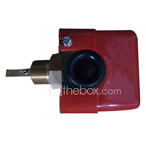 Saddle type water flow switch