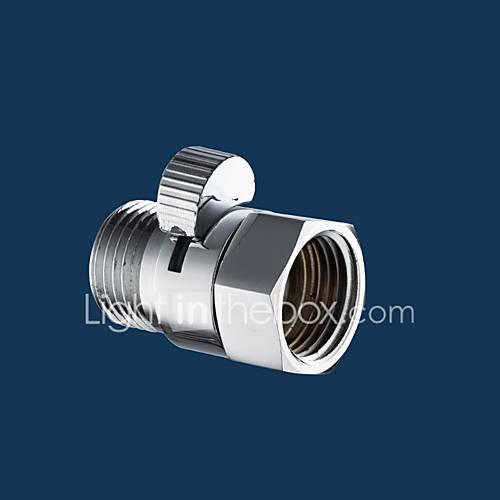 Brass Flow Control Valve Water Pressure Reducing