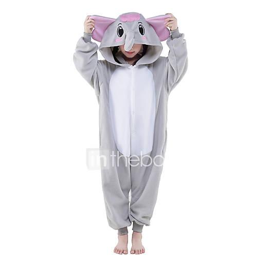 Kigurumi pajamas new cosplay elephant leotard onesie - Pyjama elephant ...
