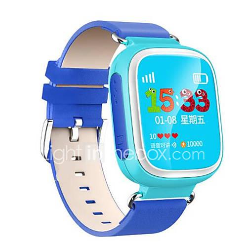 1,44 grandes hijos de posicionamiento pantalla a color miran el teléfono impermeable del reloj elegante GPS portátil Descuento en Lightinthebox