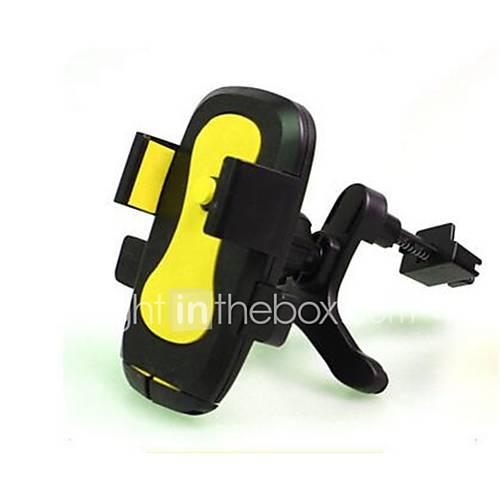 titular do telefone móvel 360 ventosa rotativo automóvel ar condicionado suporte