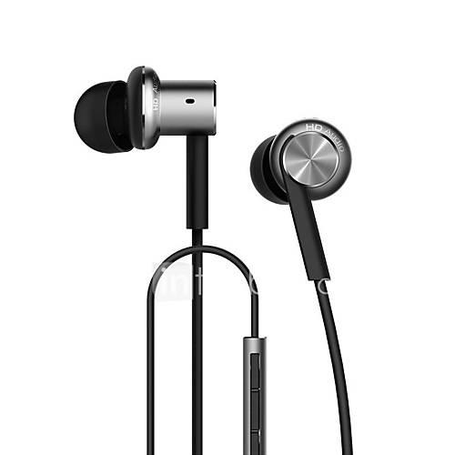 Xiaomi mi iv híbrido auricular mi pistón en la oreja los auriculares con micrófono para Xiaomi Xiaomi redmi3 / redmi 4s / xiaomi5 Descuento en Lightinthebox
