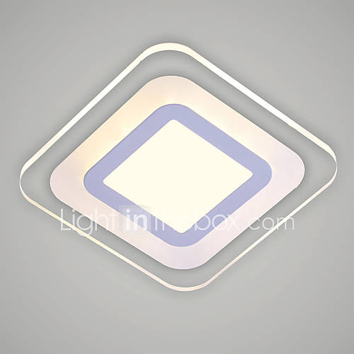 Ultra Modern Wall Sconces : Led 12W Ceiling Lights/ Wall Sconces/ Ultra-Thin Modern Led Light for Living Room/Bedroom ...