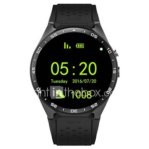 Smartwatch 3G Kingwear W8 1.39'' ...