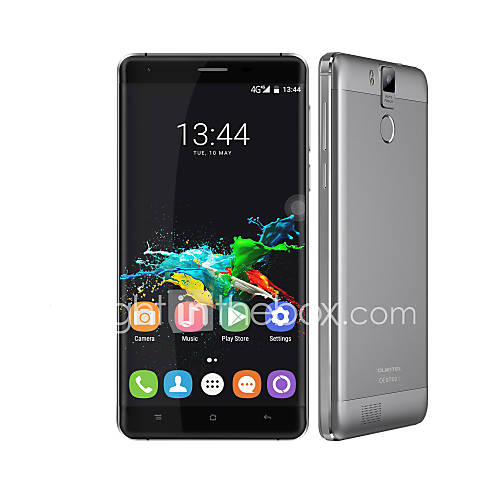 OUKITEL k6000 PRO 5.5 '' Android 6.0 Smartphone 4G (SIM Dual Octa Core 16MP 3GB  32 GB Gris / Blanco) Descuento en Lightinthebox